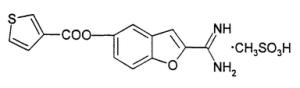 Potential BCX4161 Structure
